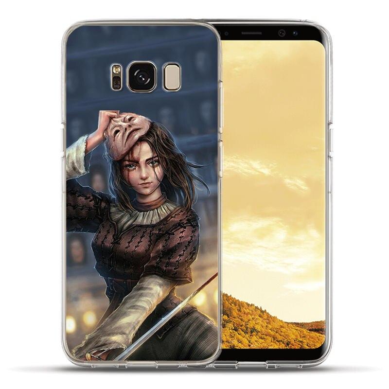 Чехол для Samsung с изображениями ИГРА ПРЕСТОЛОВ