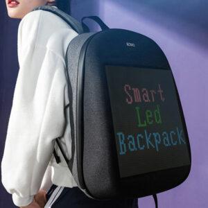 рюкзак с экраном