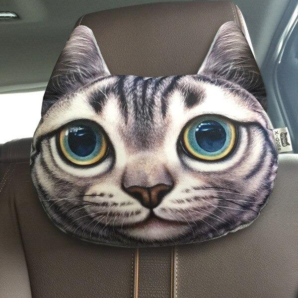 подушка для шеи в машину