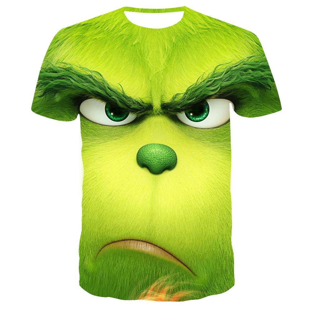 футболка Гринч