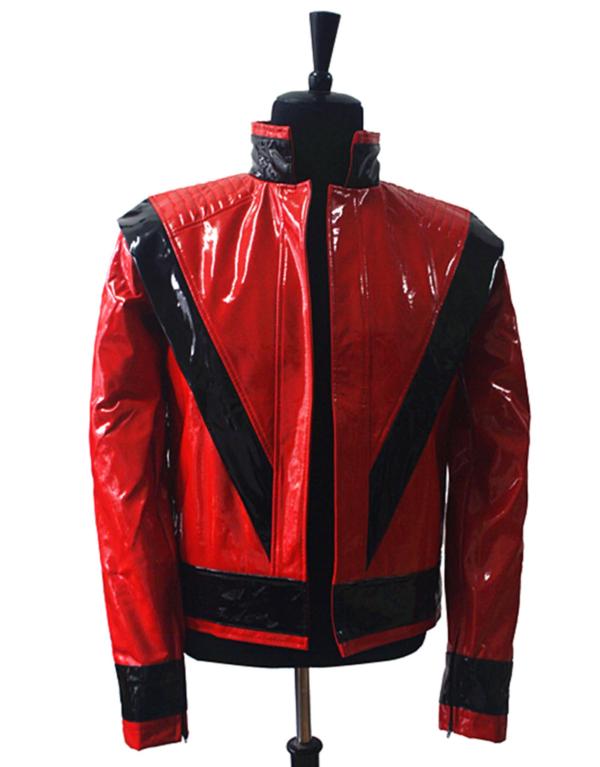 Куртка Майкла Джексона из клипа Триллер Thriller Копия