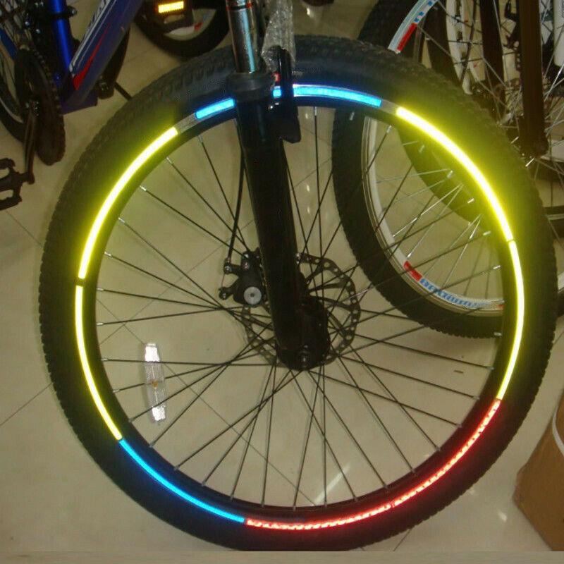 светоотражающая лента на велосипед, мотоцикл скутер