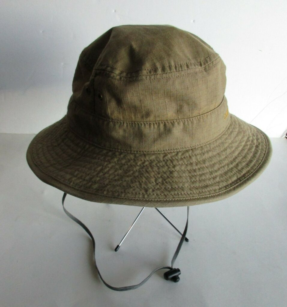 шляпа туриста с потайным карманом