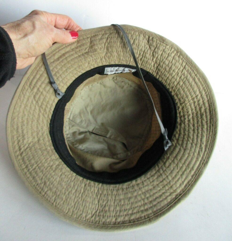 Шляпа для туристов Сафари стиль Carhartt карманом