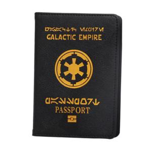 обложка паспорта Звездные Войны