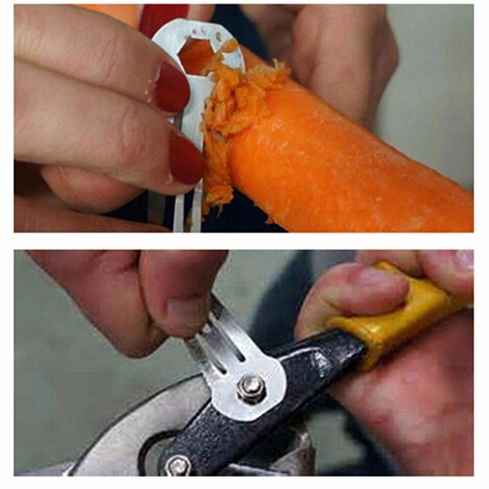 заколка с инструментами