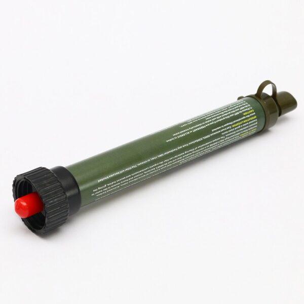 Портативный фильтр для очистки воды