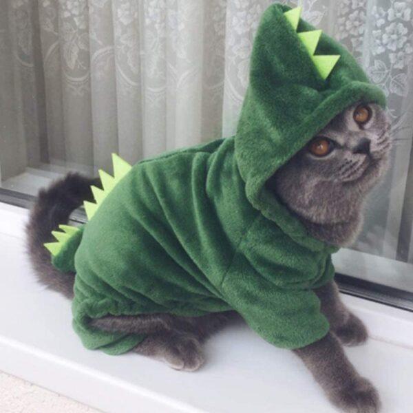 комбинензон для кота или собаки