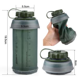 Складная бутылка