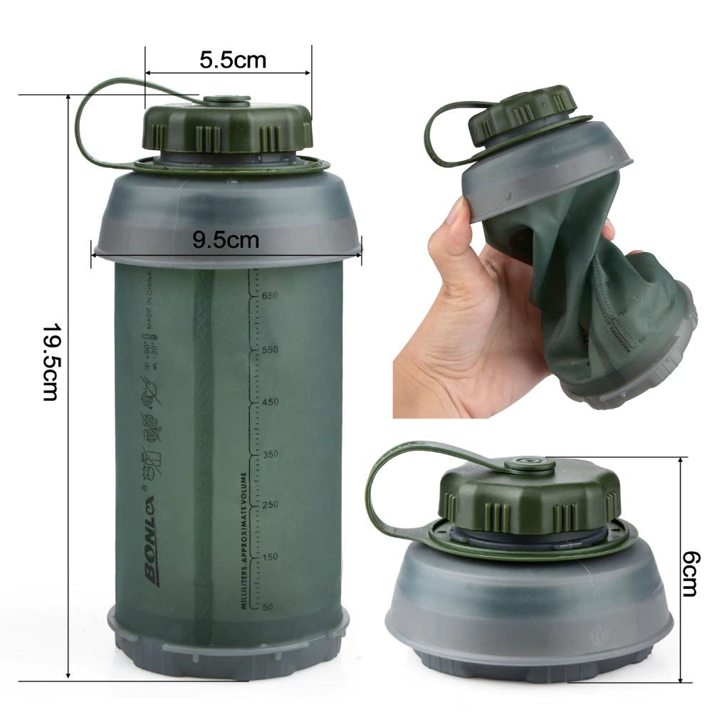 походная бутылка