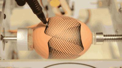 машина для украшения яиц