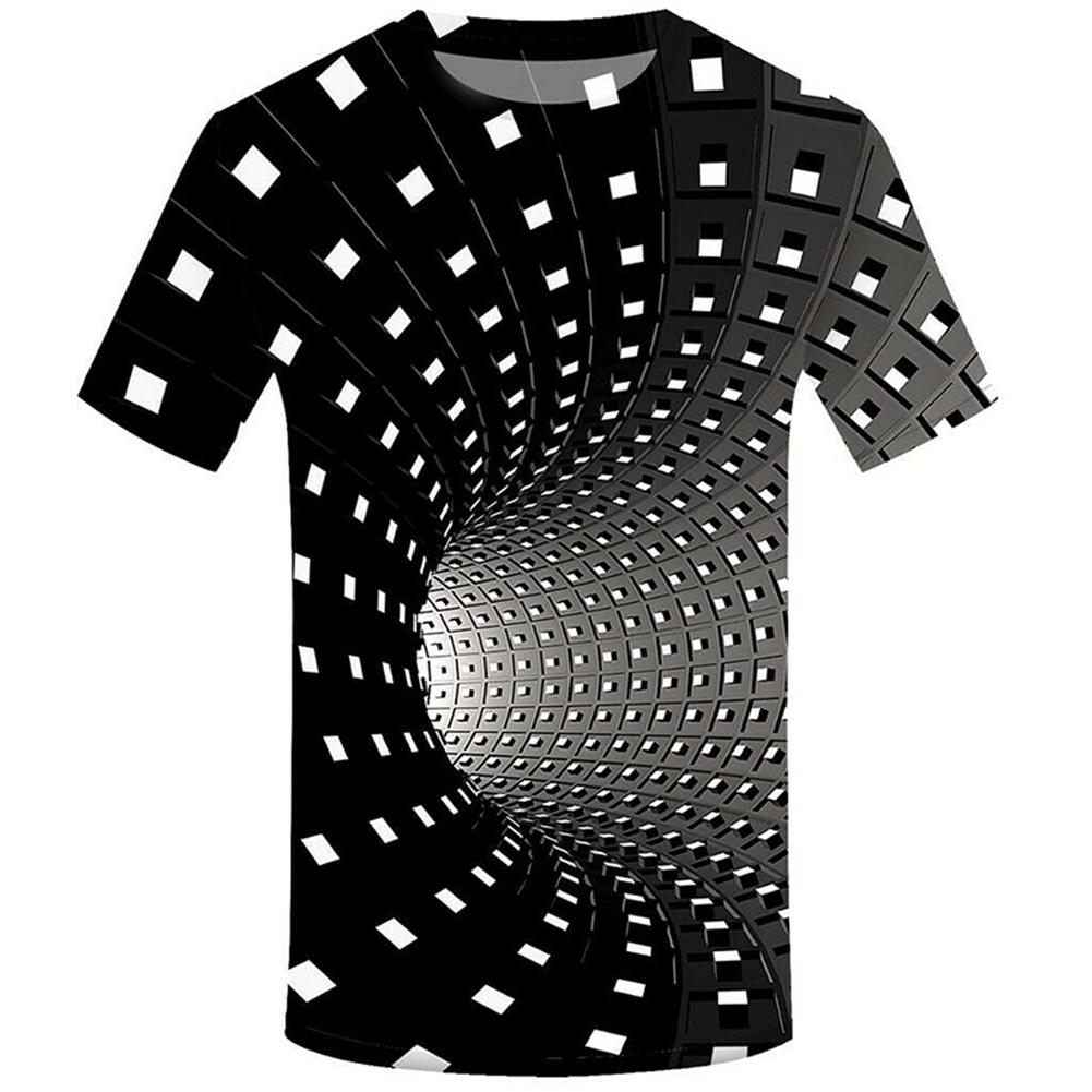 футболка с эффектом
