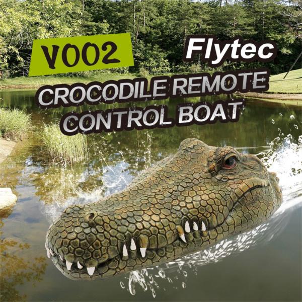 радиоуправляемый крокодил