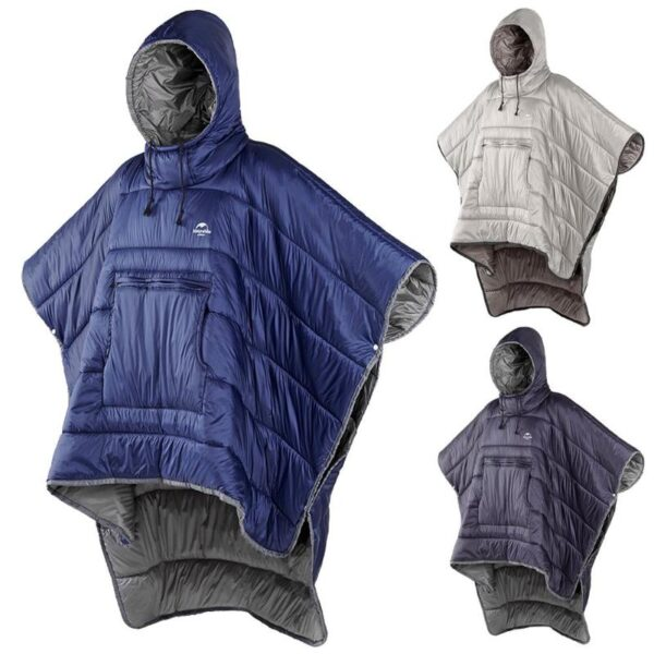 Носимый спальный мешок Wearable Portable Water-resistant Camping Sleeping bag