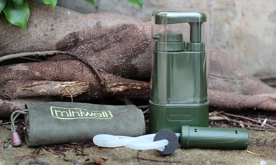 фильтр для воды выживание