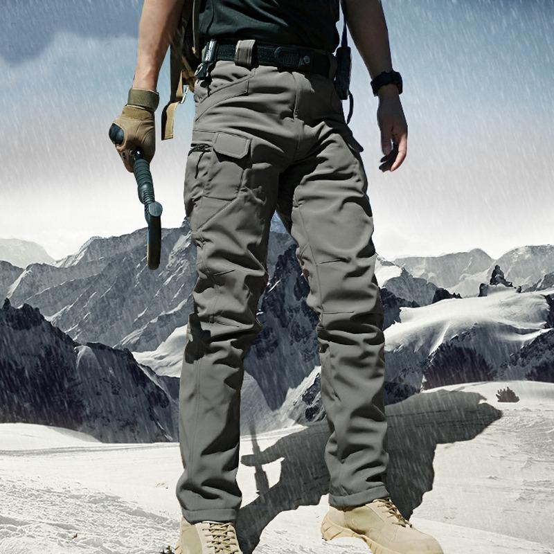 зимнени водонепроницаемые брюки