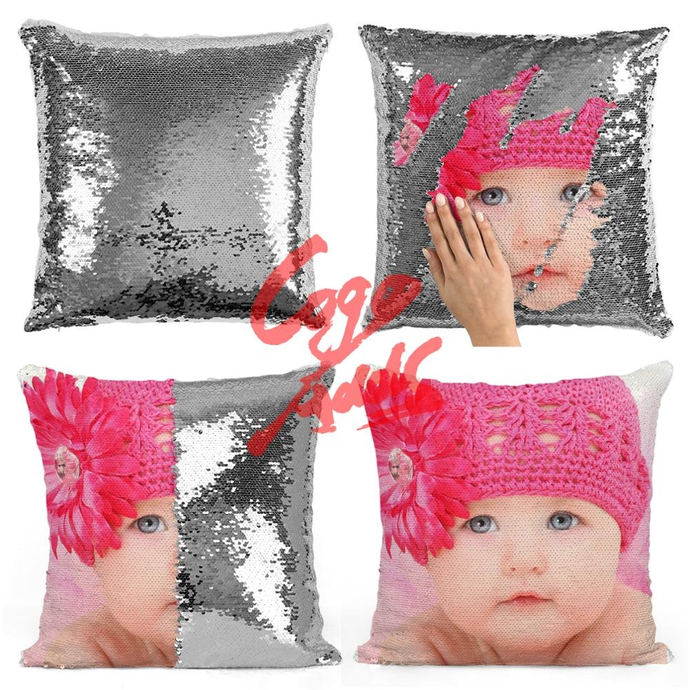 подушка со скрытым изображением