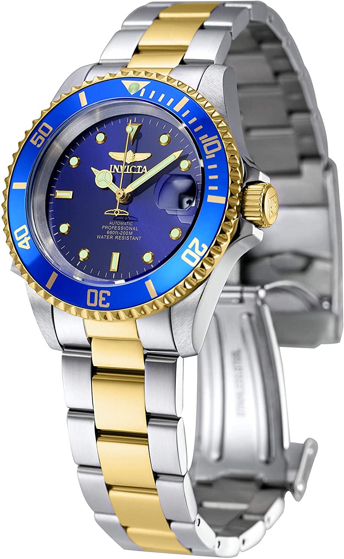 лучшие наручные часы для дайверов с amazon
