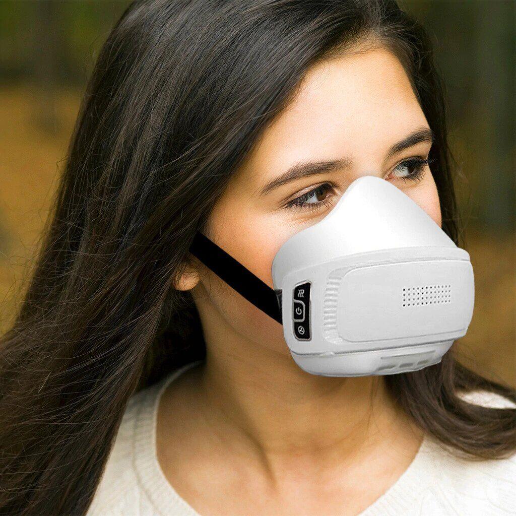 защитная маска с фильтром