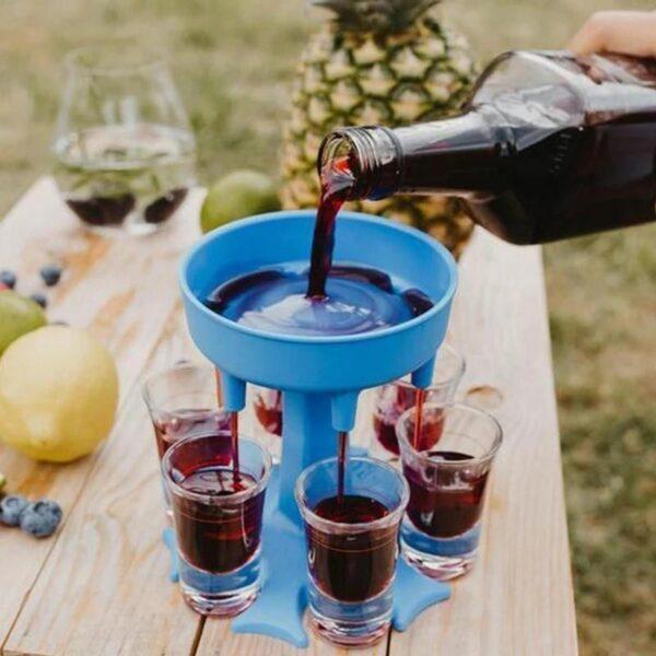 диспенсер для виски водки давай наливай