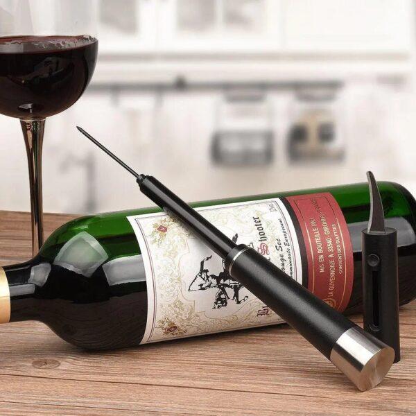 пневматический штопор для вина