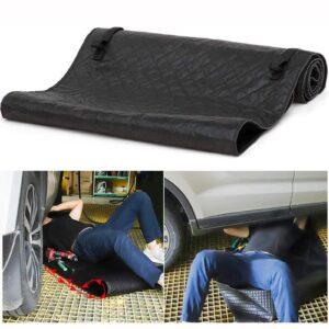 роликовый коврик для ремонта автомобиля
